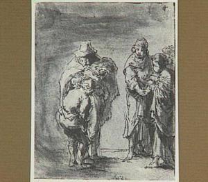 Lazarillo vomeert (Lazarillo de Tormes dl. 1, cap. 4, p. 13)