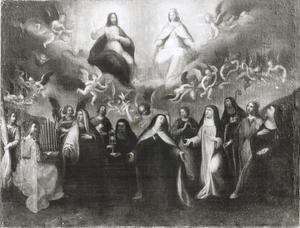 Visioen van de heilige vrouwen