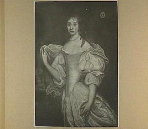 Portret van Anna Maria Graswinckel (1646-1725)
