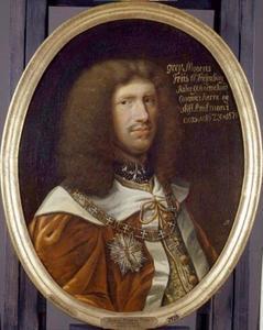Portret van Mogens Friis (1623-1675)