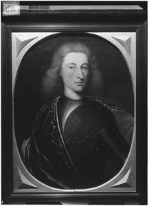 Portret van Willem Hendrik van Heemstra (1696-1775)