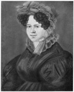 Portret van Aletta Elisabeth Cool (1790-1859)