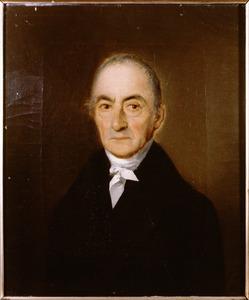 Portret van David van Gijsen Koning (1774-1853)