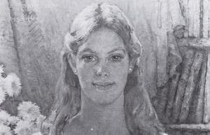 Portret van Barbara
