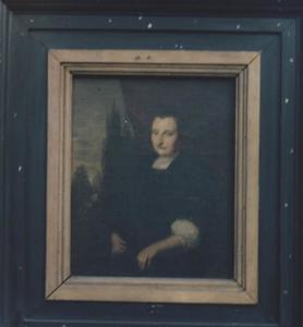 Portret van Weyntge van Neck