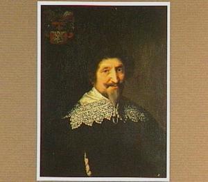 Portret van Nicolas Le Camus, echtgenoot van Jeanne Colbert