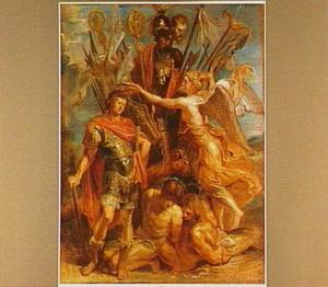 Constantijn als triomfator