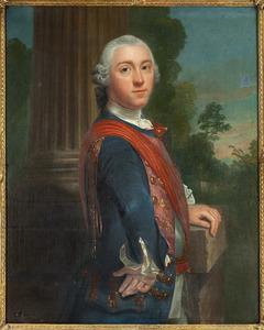 Portret van Jacob van Kretschmar ( 1721-1792)