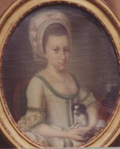 Portret van Catharina Quirina Kolff (1755-1817)