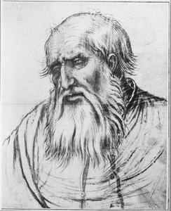 De apostel Andreas