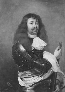 Portret van graaf Carl Gustaf Wrangel (1613-1676)