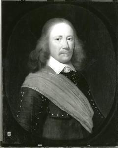 Portret van Jacob Hacfort (1605-1665)