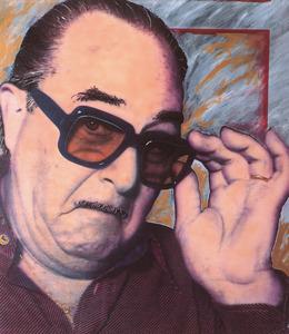 Portret van Dolf Brouwers (1912-1997)