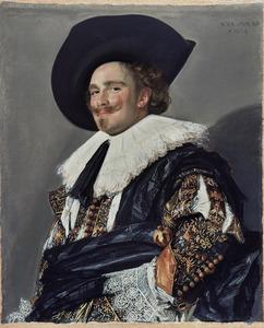 Portret van een man, mogelijk Tieleman Roosterman (1597-1672)