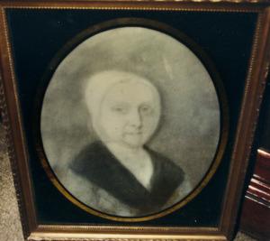 Portret van Catharina van Woerkom tot Lagerwierde (1716-1789)