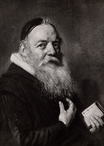 Portret van Hendrik Swalmius ( -1649)