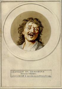 Portret van Christiaen Gillesz. van Couwenbergh (1604-1667)