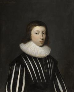 Portret van John Heath (1614-1672)