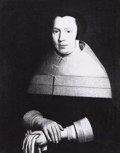 Portret van Maria Stoop (1631-1709)