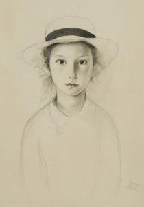 Portret van Paulien Citroen (1930-....)