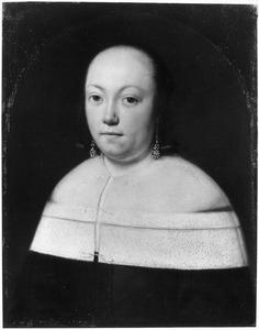 Portret van Maria van Walenburgh (....-1679)
