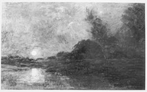 Lever de lune, Morvan