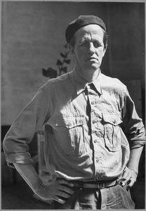 Portret van Wilhelmus Ludovicus Reijers (1910-1958)