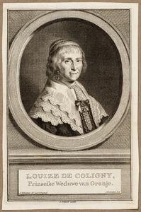Portret van een vrouw ten onrechte genaamd Louise de Coligny (1555-1620)