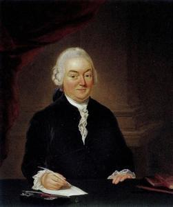 Portret van Jan van Loon (1725-1792)