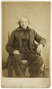 Portret van Anne Klazes Zandstra (1802-1870)