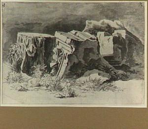 Antieke ruïnes
