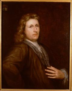Portret van Johannes Fullenius (1650-1729)