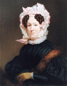 Portret van Maria van Voorthuysen (1785-1859)