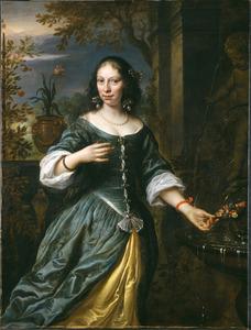 Portret van Susanna van Baerle (1622-1674)