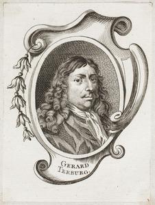 Portret van Gerard ter Borch II (1617-1681)
