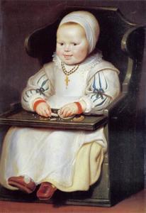 Portret van Susanna de Vos