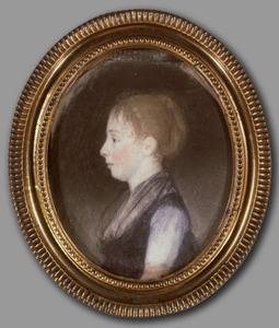 Portret van Cornelia van Diest (1778-1848)