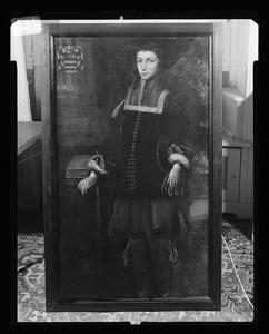 Portret van van Pallandt