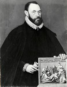 Portret van Stephanus Pighius (1520-1604)
