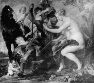 Venus ontwapent Mars