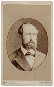 Portret van een man, mogelijk uit familie Bouricius