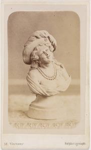Foto van een beeldhouwwerk