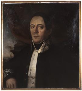 Portret van Cornelis Storgius Rupertus Wijnmalen (1797-1861)