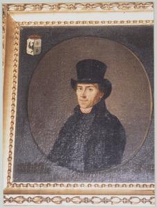 Portret van Gabe Pieters van Asperen (1766-1826)