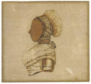Portret van Jacoba Spruijt (1761-1799)