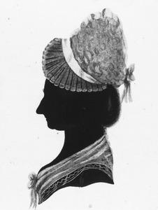 Portret van Anna Debora van Oosterwijk (1745-1812)