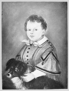 Portret van Feico Jan Camphuis (1851-1935)