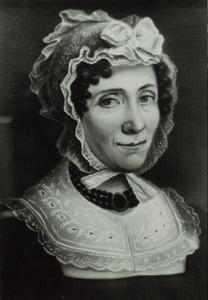 Portret van Johanna Gesina Kymmell (1780-1850)