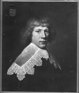 Portret van Johan Baptista van Aerssen van Triangel (1614-1656)