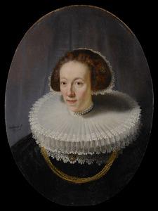 Portret van Petronella Buys (....-1670)